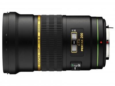 200mm f/2.8 ED [IF] SDM smc-DA*