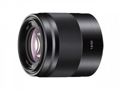 SEL E 50mm f/1.8 OSS BLACK (SEL50F18B)