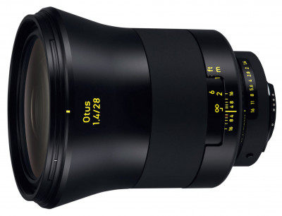 OTUS 28mm f/1.4 ZE Canon EF