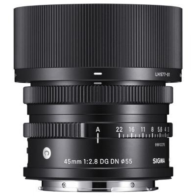 Sigma 45mm-F/2.8 (C) AF DG DN L-MOUNT