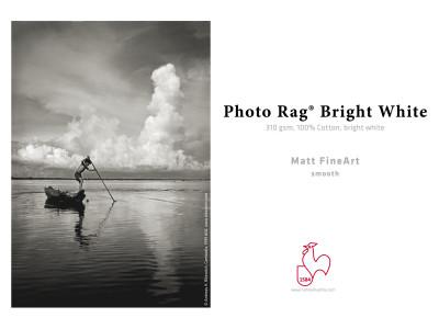 Photo Rag Bright White gr310 A4x25