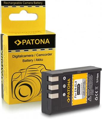 EN-EL9 Batteria Nikon D5000/D3000/60/40