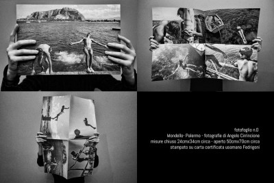 "Fotografie d'autore su carta uso mano "" N° 0 """