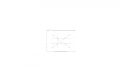 Vetrino di messa a fuoco Matte-Spot millimetrato LI-80