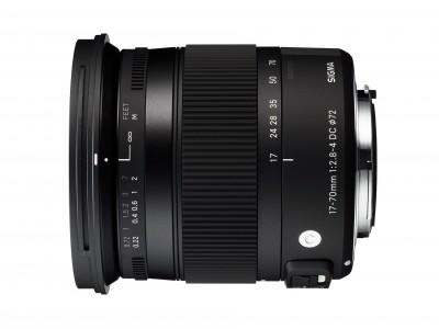 17-70mm f/2.8-4 (C) DC OS HSM MACRO SIGMA