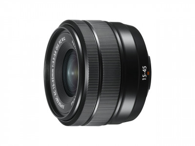 XC 15-45mm f/3.5-5.6 OIS PZ Black