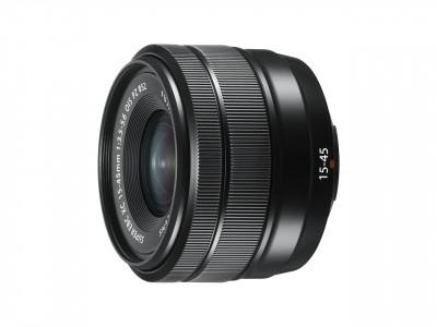 XC 15-45mm f/3.5-5.6 OIS PZ Black