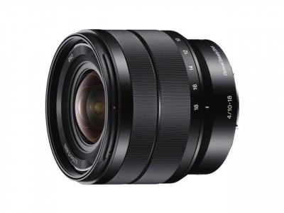 SEL E 10-18mm f/4 OSS (SEL1018)