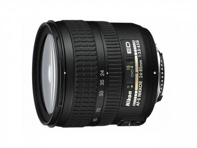 24-85mm f/3.5-4.5 G ED AF-S ZOOM NIKKOR